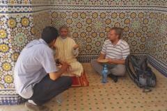 Общение с хранителями Традиций