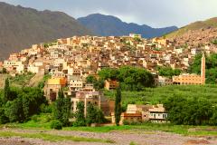 Сказочные города Марокко
